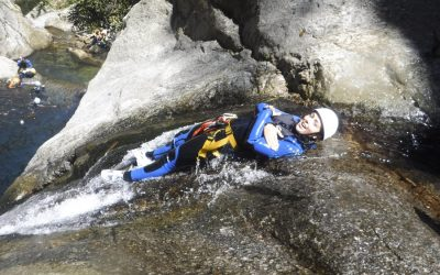 CANYONING ET SECURITE