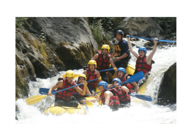 Notre partenaire Crazy Raft